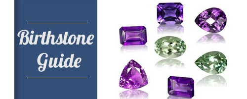 Birthstone Guide at Fancy That Jewelry
